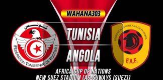 Prediksi Tunisia vs Angola
