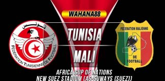 Prediksi Tunisia vs Mali