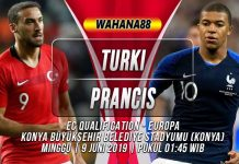 Prediksi Turki vs Prancis