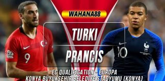 Prediksi Turki vs Prancis