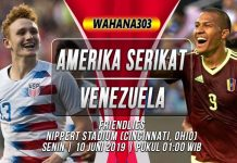 Prediksi USA vs Venezuela