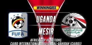 Prediksi Uganda vs Mesir