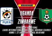 Prediksi Uganda vs Zimbabwe