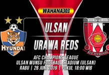 Prediksi Ulsan vs Urawa Reds