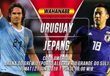Prediksi Uruguay vs Jepang