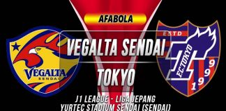 Prediksi Vegalta Sendai vs Tokyo