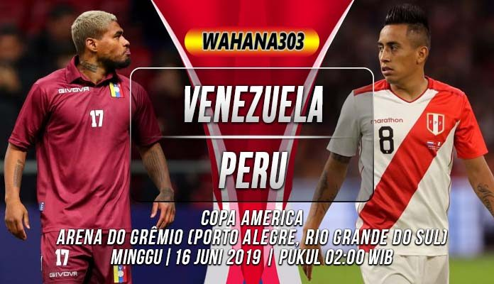 Prediksi Venezuela vs Peru