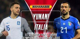 Prediksi Yunani vs Italia