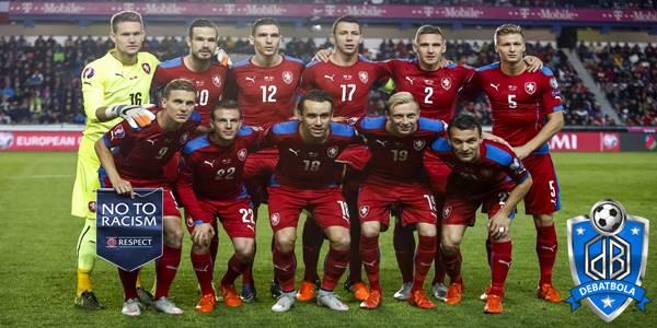 Republik Ceko vs Bulgaria