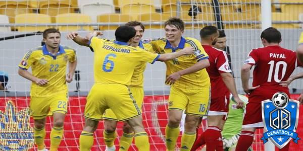 Ukraina vs Luxembourg