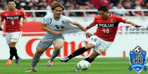 Urawa Reds Vs Sagan Tosu