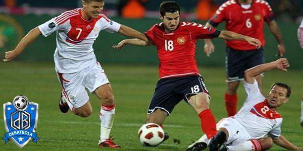 Yunani vs Armenia