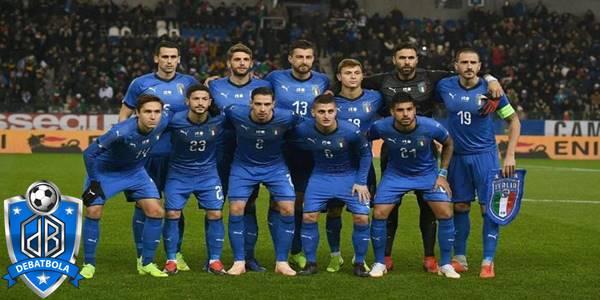 Yunani vs Italia