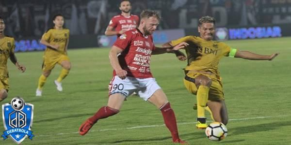 Barito Putera vs Bali United