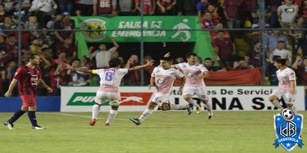 Cerro Porteno vs San Lorenzo