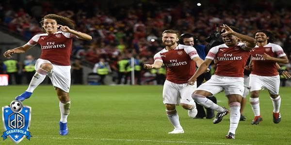 Colorado Rapids vs Arsenal