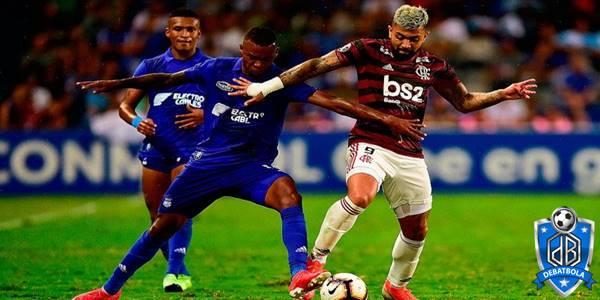 Flamengo vs Emelec