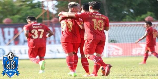 Kalteng Putra vs Borneo