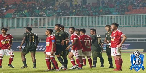 Madura United vs Badak Lampung