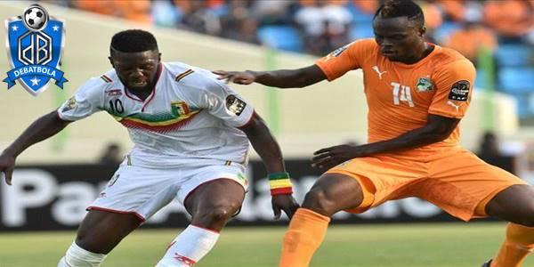 Mali vs Pantai Gading