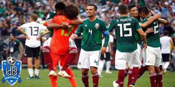 Meksiko Vs Amerika Serikat