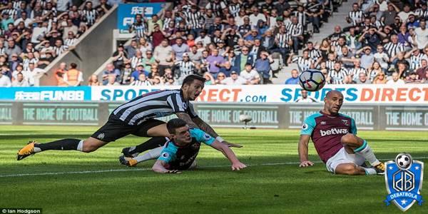 Newcastle United vs West Ham