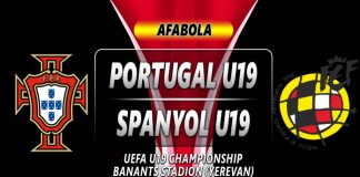 Portugal U19 vs Spanyol U19