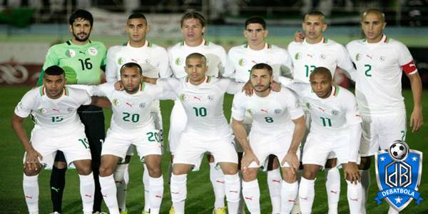 Pantai Gading vs Algeria