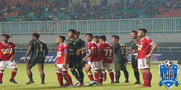 Persipura Vs Badak Lampung