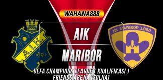 Prediksi AIK vs Maribor