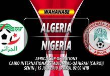 Prediksi Algeria vs Nigeria