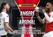 Prediksi Angers vs Arsenal