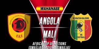 Prediksi Angola vs Mali