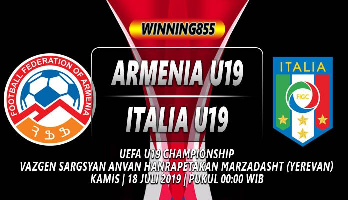 Prediksi Armenia U19 vs Italia U19