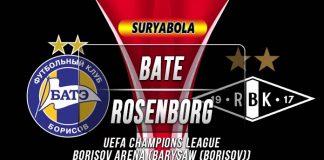 Prediksi BATE Borisov vs Rosenborg