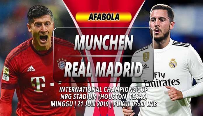 Prediksi Bayern Munchen vs Real Madrid