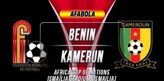 Prediksi Benin vs Kamerun