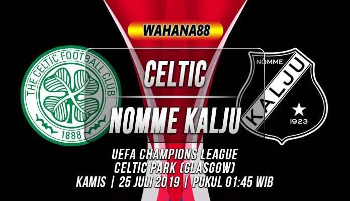 Prediksi Nomme Kalju Vs Celtic