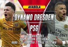 Prediksi Dynamo Dresden vs PSG