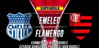 Prediksi Emelec vs Flamengo
