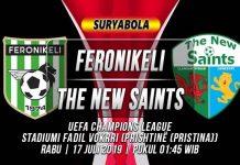 Prediksi Feronikeli vs The New Saints 1
