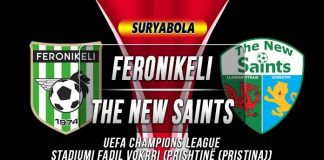 Prediksi Feronikeli vs The New Saints 1
