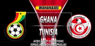 Prediksi Ghana vs Tunisia