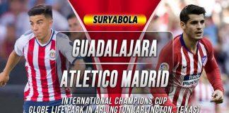 Prediksi Guadalajara vs Atletico Madrid