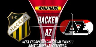 Prediksi Hacken vs AZ Alkmaar 01 Agustus 2019