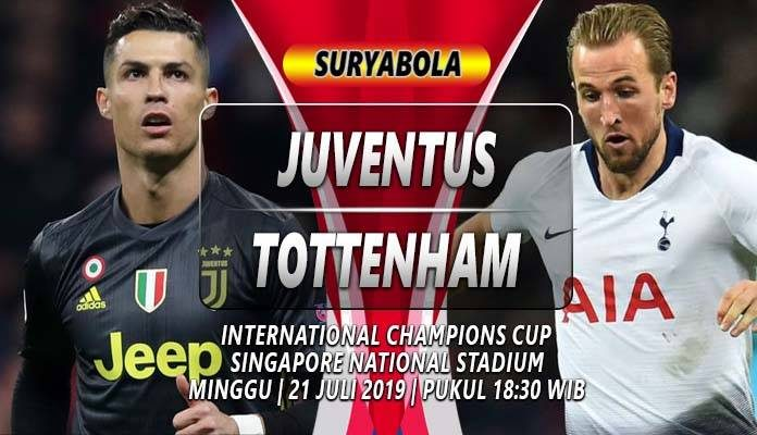 Prediksi Juventus vs Tottenham Hotspur