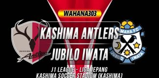 Prediksi Kashima Antlers vs Jubilo Iwata