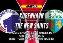 Prediksi Kobenhavn vs The New Saints