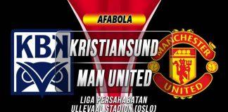 Prediksi Kristiansund vs Manchester United