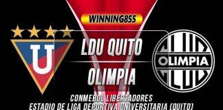 Prediksi LDU Quito vs Olimpia